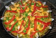 Spanish,Mexican,Cuban,Brazilian Foods / by Estelle