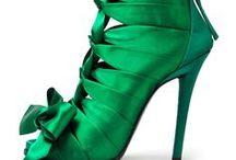 Emerald Green / by Allan Dynes