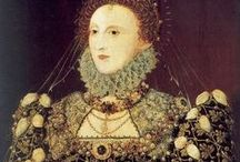 Tudors of England (1485-1603) / Henry VII, Henry VIII, his six wives (Catherine of Aragon, Anne Boleyn, Jane Seymour, Anne of Cleves, Catherine Howard, Catherine Parr), Edward VI, Jane Grey, Elizabeth I, Elizabeth of York, relatives and friends, the TV show on Showtime (2007-2010), and items belonging to the Tudors, including the Tudor Rose  / by Allan Dynes
