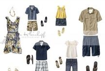 What to Wear for Portraits / by Beth Melberg