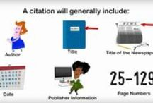 Citation Styles / by GMC Library