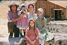 Little House on the Prairie: Television / Television (see my Little House on the Prairie: Laura Ingalls Wilder Board for historical pins) / by Dana Liebenstein DeBruine