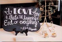 Mine&Dustins Wedding :) / by Emily Grace Bennett