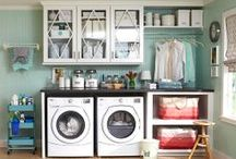 Laundry/Mud Room / by Sarah Borich