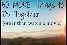 Together time / by Aryn House