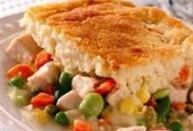Comfort Foods / Martha White® products and comfort foods go hand in hand. Cook up something warm and cozy tonight!  / by Martha White