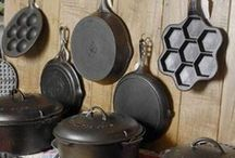 Cast Iron Cooking / There's nothing like #cooking with a cast iron skillet. Check out some of our favorite #recipes and more! / by Martha White