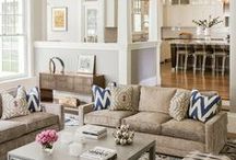 Family Room / by Sarah Borich