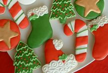 Christmas Cookies / by Cassandra Franklin
