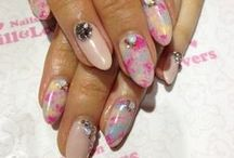Nail Designs / Love of things Nails: Nail Art, Nail Polish, Japanese Nail Art / by Anza Forbes