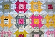 Flying Q Ranch / Inspirations from the quilters  / by Noel Minneci
