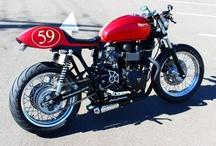 motorcycles / by Joan Kasco