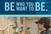 Be Who You Want to Be, Go Where You Want to Go / TCC is your most convenient, affordable path to success. Learn how to get started at www.tccenroll.com!  / by Tidewater Community College