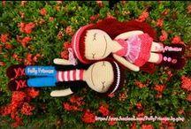 dolls  / by paula muniz