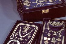 Baubles, Bangles & Bling! / Antique adornments, vintage jewelry and sparkly accessories / by Jacque Peters