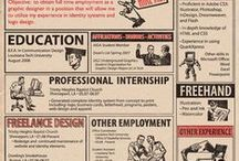 Innovative/Creative #Resumes / by CareerMetis.com