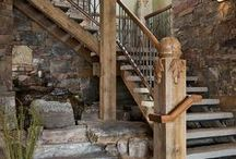 STAIRS AND STEPS / by STONERANCHER