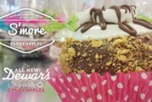 Dewar's Signature Candy Apples / Something NEW! Fall of 2014! Visit any Dewar's location and see the rest of our BRAND NEW Signature Candy Apples! / by Dewar's Candy Shop