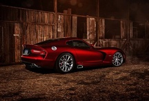 Sports Cars / by Shaun Moore