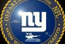 NY Giants / by Eric Krasner