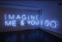 Neon / Neon / by Danae Camillou