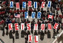 Keystone XL - Build It Now / The safe and responsible development of Canadian oil sands is vital to the U.S. economy and energy security. In fact, increasing access to our own domestic resources and expanding the Keystone XL pipeline could provide 100 percent of America's liquid fuel needs by 2030 – decreasing the nation's projected imports from the rest of the world by 22 percent.  / by Energy Tomorrow