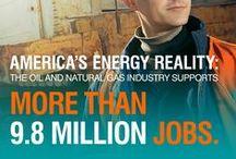 Energy Works / by Energy Tomorrow