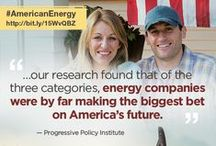 Investing in America / As we work to re-energize our economy, one industry is investing confidently in America's future: oil & natural gas. In communities across the country, oil & natural gas companies are investing in jobs, worker training, plants, equipment and advanced technology – all to safely produce and deliver more American-made energy to you. / by Energy Tomorrow