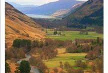 SCOTLAND...beautiful memories / by Elsie Corbett