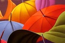 Balloons Kites and Umbrellas / by Sandra Raichel