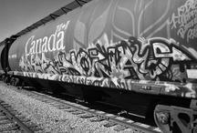 Railroads & Railroad Art / by Sandra Raichel