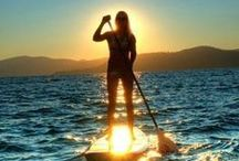 Canoes, Kayaks, Packrafts, SUPs / by Sandra Raichel
