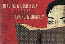 Books, Books, Books... / by Ziyyah Zelle