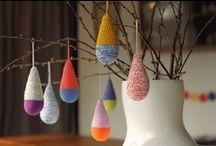 Crochet/Knit / by Mette Eg Jørgensen