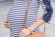 Maternity / How to dress up that baby bump :) / by Six Sisters' Style