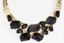 """Jewels. / """"This jewelry makes me look fat!"""" Said no woman ever.  / by Six Sisters' Style"""