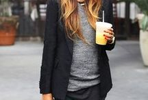 Winter Wear / Winter can be so rough, but with the right wardrobe it can be bearable :) / by Six Sisters' Style