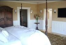 Luxurious Bedrooms / Ideas and Inspirations for luxurious bedrooms / by Wainscoting America