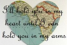 Missin' My Missionary Quotes / by Christina Schuler