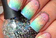 nails / by Lyubomira L
