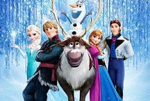 Disney's frozen / by Isabella Gastelum