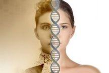 genealogy and DNA / by Magdeli Apelseth