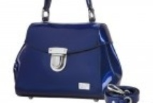 Mad About Marina Blue / blue purses, blue handbags, blue accessories, / by Beijo Inc.