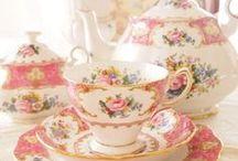 Tea Stuff / by Cindy Longar