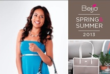 2013 Spring & Summer Collection / We are proud to announce our 2013 Spring & Summer Collection! Ready to host a party, or want to learn more?Visit our website at www.beijobags.com to find a consultant in your area. / by Beijo Inc.