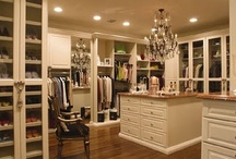 AMAZING ~ CLOSETS / by Ms. Intriguing