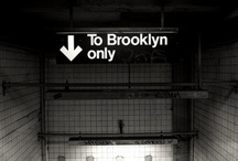 I <3 New York (Brooklyn to be exact) / All things New York (ESP Brooklyn <3] / by Miracle Telford