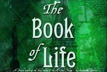 The Book of Life / Our board exploring the final volume in the All Souls Trilogy by Deborah Harkness.  Use the Zodiac signs as a chapter guide.  Click the link in the description or the image to discover the various sections of The Book of Life. / by Armitage4Clairmont