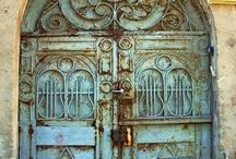 Beautiful Doors / by Sheila Kaifer