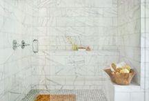 Master Bath / by whitney marken